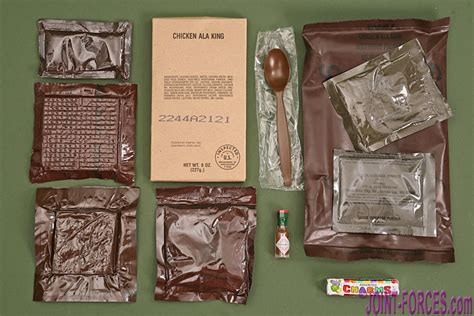 Field Rations 20 ~ US MRE Part 1 - Joint Forces News