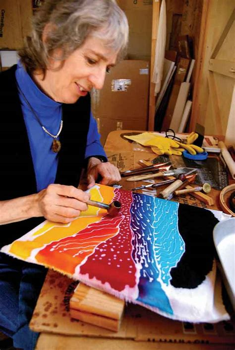 Contemporary batik is modern art form   The Daily Courier