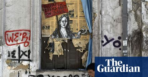 Writing on the wall: urban political graffiti from Brexit
