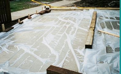 Methods of Curing Concrete - Curing types and Techniques
