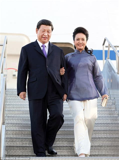Samantha Cameron goes head-to-head with Chinese president