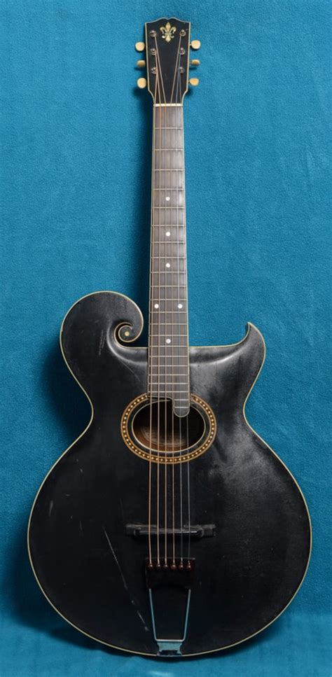 1915 Gibson Style O black > Guitars Acoustic   Vintage Gintage