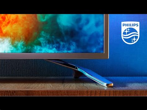 Philips 6500 Series: 4K UHD Android TV with Ambilight