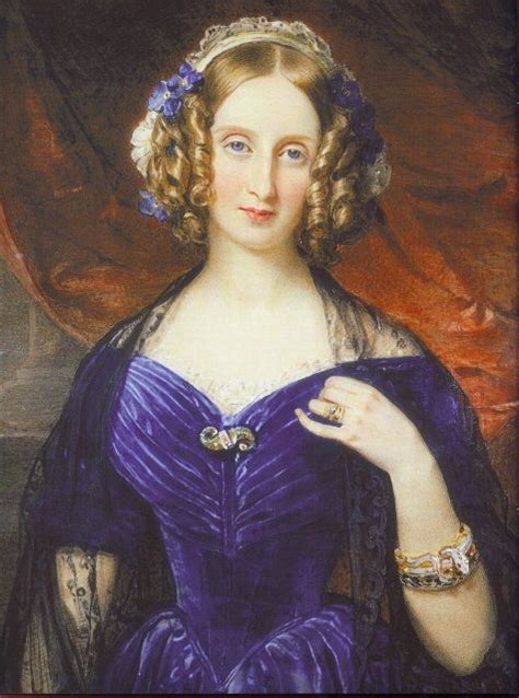 1846 Louise Marie of Belgium by Sir William Ross (Royal