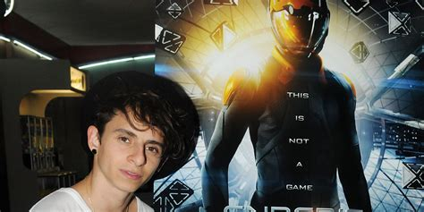 Moises Arias Says 'Ender's Game' Is His 'Graduation' From