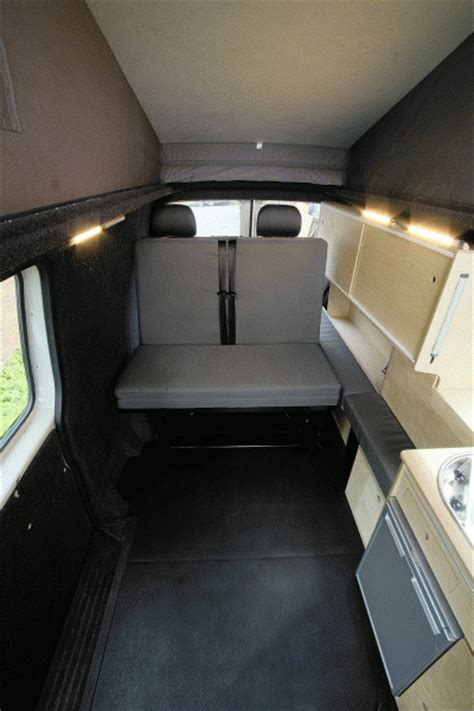 Camperfixx - Seat-bed Fit2Go, M1-test approved