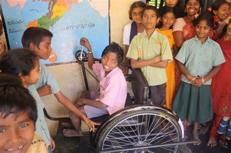 Partner India launches film about disabled children