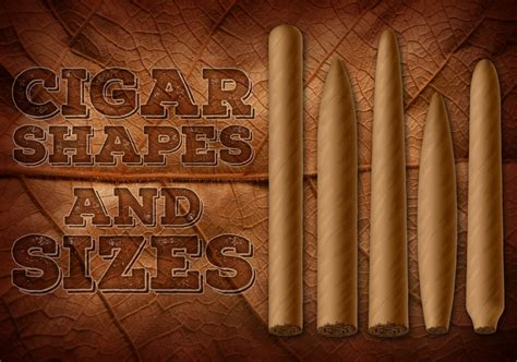 Classic Cigar Sizes Defined