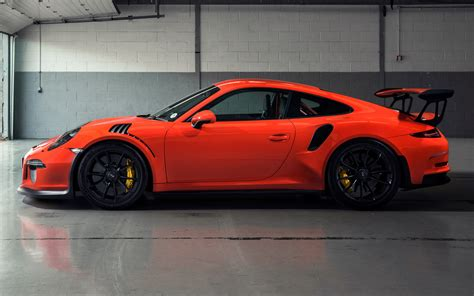 2015 Porsche 911 GT3 RS (UK) - Wallpapers and HD Images