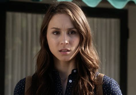 Stop everything! Troian Bellisario has PINK HAIR and it's