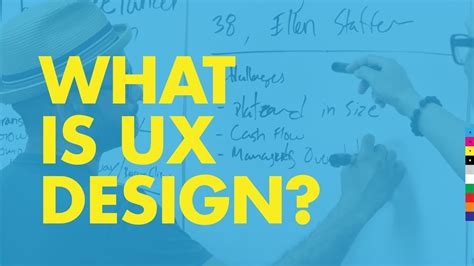 What is UX Design? Defining User Experience Design