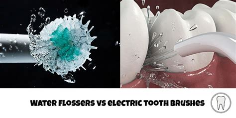 Water Flossers vs Electric Toothbrush | The Toothsayer