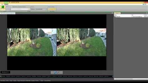 How to fix action camera fisheye distortion by using