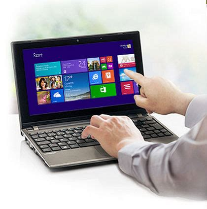 Aldi Medion Akoya MD 99330 (E1318T) touch-laptop preview