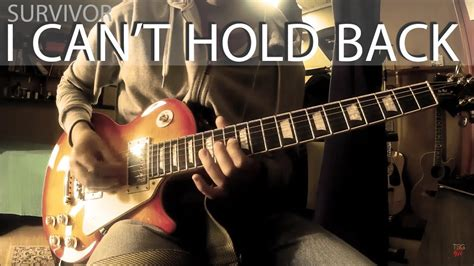 Survivor - I can't hold back (cover byTHESHYGENIUS) - YouTube