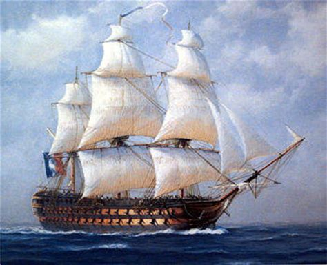 French ship Redoutable (1791) - Ships of the line - Game