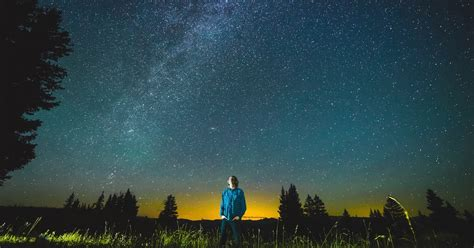 LOOK UP, OUR NIGHT SKY WILL SOON CHANGE FOREVER - Physics