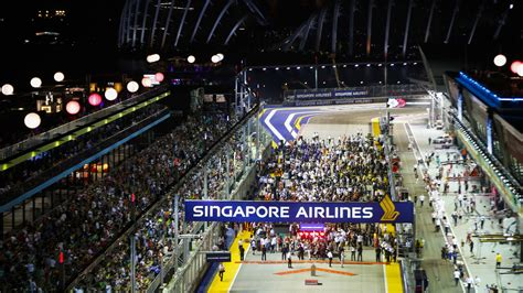 Singapore Airlines to remain title sponsor for Singapore
