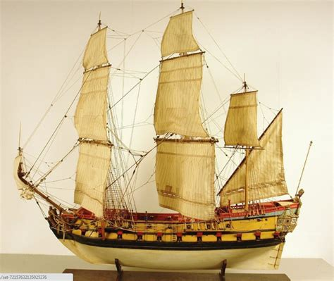 Le Francois 1683 (French 5th rate) - Frigates and similar