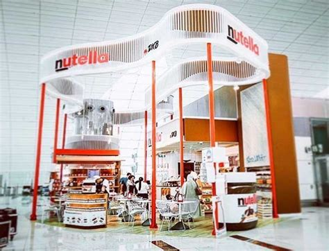 The first Nutella Café is now open at DXB - Hospitality