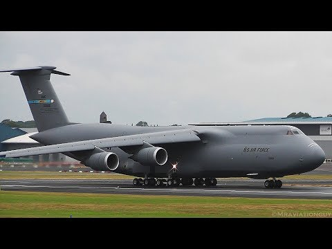 C-5M Super Galaxy: ready at a moment's notice > Joint Base