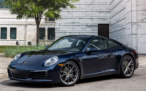 2017 Porsche 911 Carrera (US) - Wallpapers and HD Images