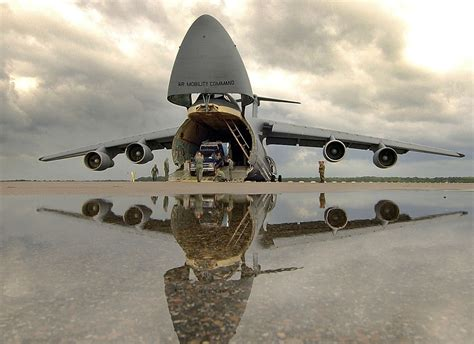 The Air Force Just Got Its Final, Powerful C-5M Super