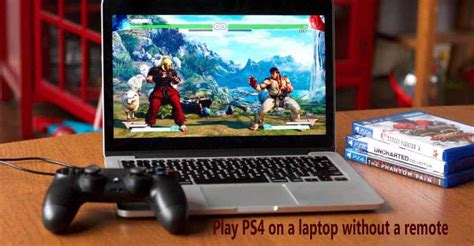 How to Play PS4 on Laptop without Remote Play? - LaptopHungry