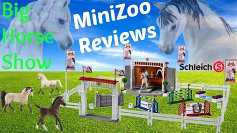 Schleich 2015 Big Horse Show - Unboxing - YouTube