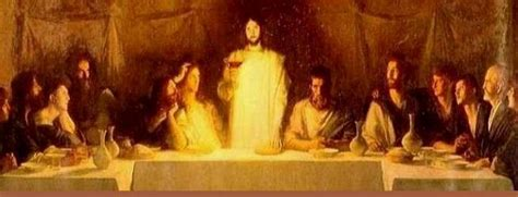 The Holy Eucharist: Central Sacrament Pre-figured in the