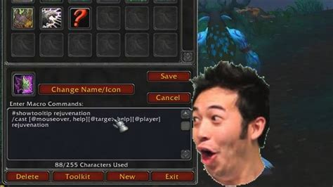 WoW - Healers NEED to try Mouseover Macros - YouTube