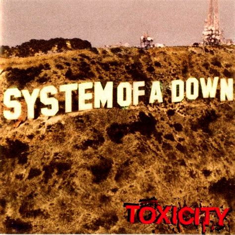 'Way Back Wednesday' Album: 'Toxicity,' System Of a Down
