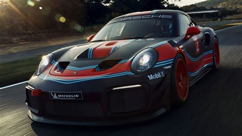 2018 Porsche 911 GT2 RS Clubsport - Wallpapers and HD