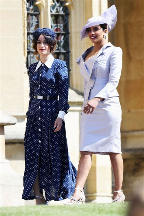 Meghan Markle's Suits Castmates Attend the Royal Wedding