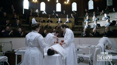 The Knick Behind the Scenes: Surgery Watch Online | Cinemax