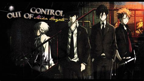 【Mika Hayate】 - Out of control [Nothing's Carved In Stone