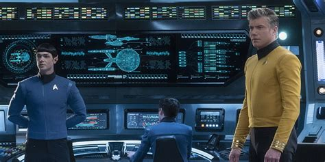 Star Trek: Discovery's Pike, Spock and Number One spin-off